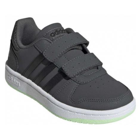 adidas HOOPS 2.0 CMF C grey - Kids' leisure footwear