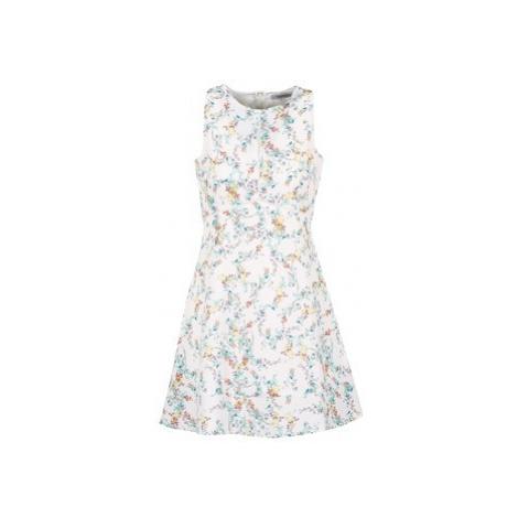 Morgan RIBEL women's Dress in White