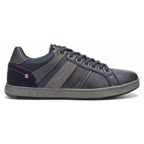 Wrangler Marshall Paso Sneakers Blue Grey