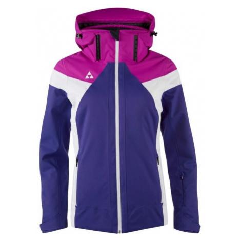 Fischer JACKET SPITZE W blue - Women's skiing jacket