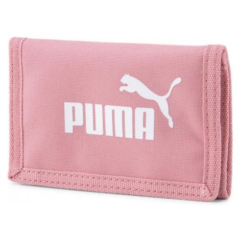 Puma PHASE WALLET pink - Wallet