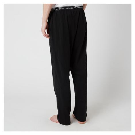 Calvin Klein Men's Jersey Sleep Pants - Black