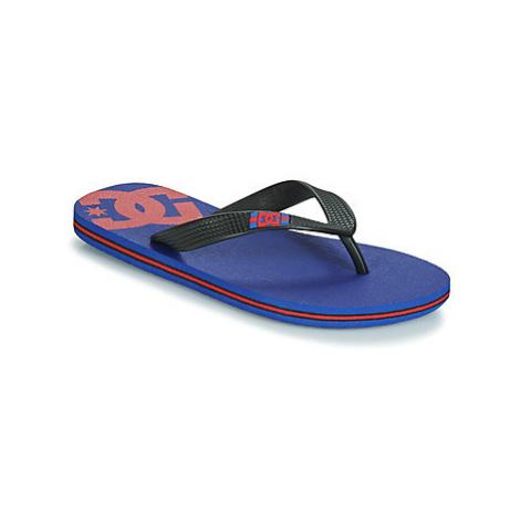 DC Shoes SPRAY B SNDL XBRK boys's Children's Flip flops / Sandals in Blue