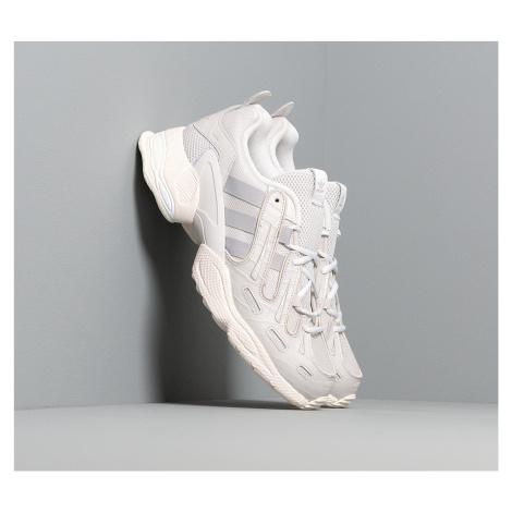 Grey men's training shoes