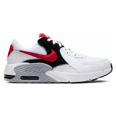 Nike AIR MAX EXCEE GS white - Kids' leisure footwear