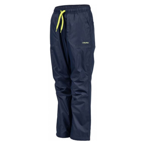 Lewro ZOWIE green - Insulated kids' trousers