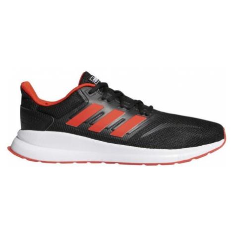 adidas RUNFALCON black - Men's running shoes
