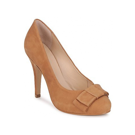 Pastelle BEATRICE women's Court Shoes in Brown Pastelle by Patricia Elbaz