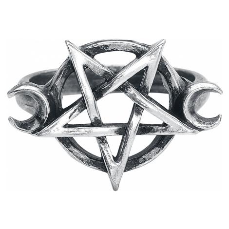 Alchemy Gothic - Goddess - Ring - silver-coloured
