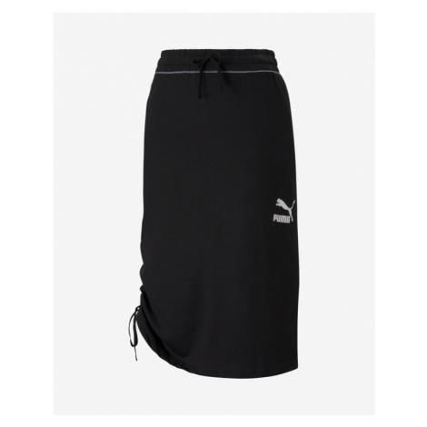Puma Kontrast Skirt Black