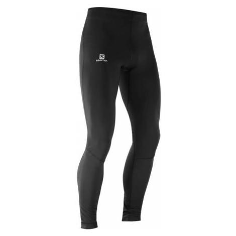 Salomon AGILE WARM TIGHT M - Men's leggings
