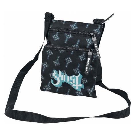 Ghost - Crucifix Blue - Shoulder bag - black