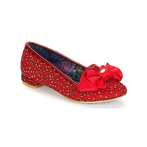 Irregular Choice Sulu women's Shoes (Pumps / Ballerinas) in Red