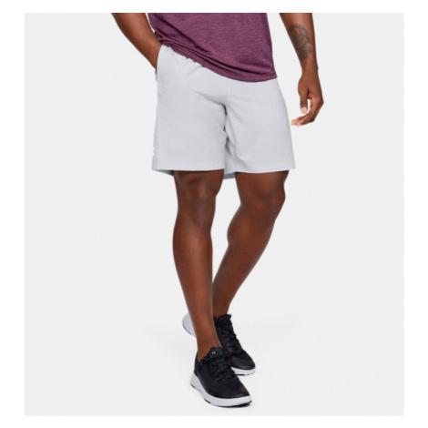 Grey men's training shorts