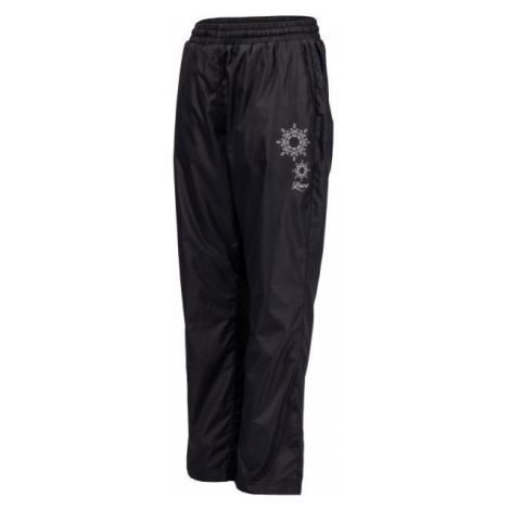 Lewro SURRI pink - Insulated kids' trousers