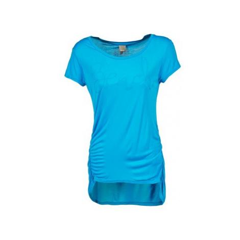 Bench OFFERING women's T shirt in Blue