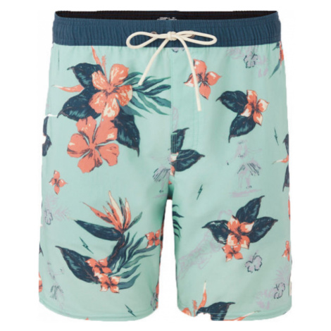 O'Neill PM BLOOM SHORTS light green - Men's swim shorts