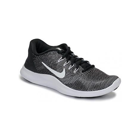 Nike FLEX RUN 2018 women's Sports Trainers (Shoes) in Black