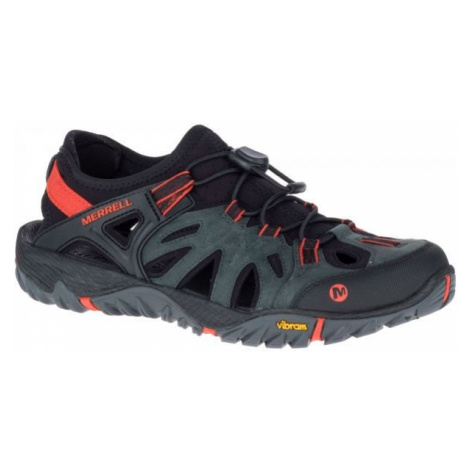 Merrell ALL OUT BLAZE SIEVE grey - Men's outdoor shoes