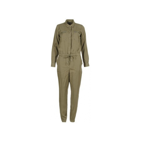 Pepe jeans RITA women's Jumpsuit in Green