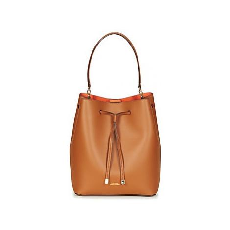 Lauren Ralph Lauren DRYDEN DEBBY women's Shoulder Bag in Brown