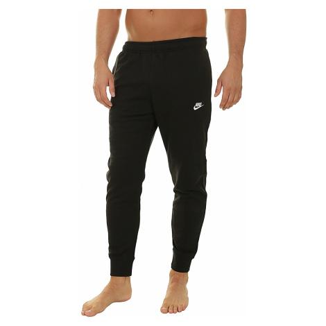 tracksuit Nike Sportswear Club Jogger FT - 010/Black/Black/White - men´s