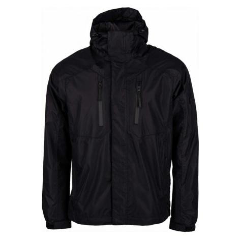 Northfinder MERFIN black - Men's ski jacket