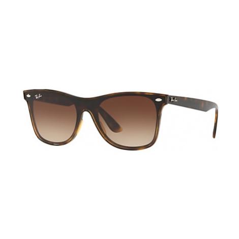 Ray-Ban RB4440 Unisex Mirrored Sunglasses
