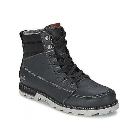 Volcom SUB ZERO men's Mid Boots in Grey