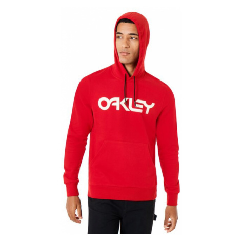 Oakley Men's Red B1b Po Hoodie