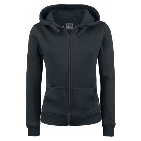 Black Premium by EMP - Freaking Out Loud - Girls hooded zip - black