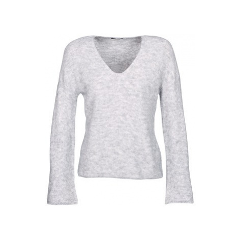 Sisley FERMINA women's Sweater in Grey
