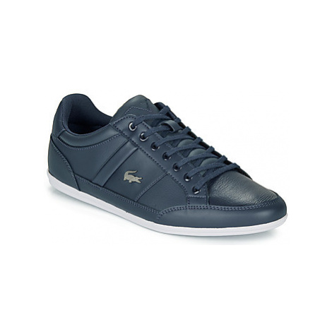 Lacoste CHAYMON BL 1 men's Shoes (Trainers) in Blue