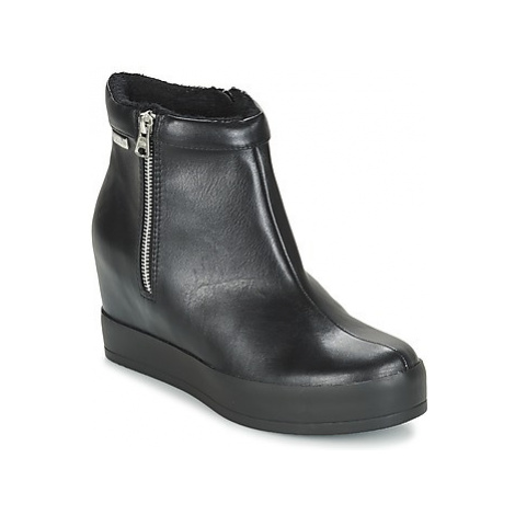 Les Tropéziennes par M Belarbi CHAOLY women's Low Ankle Boots in Black