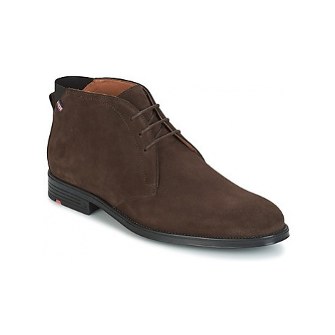 Lloyd PATRIOT men's Mid Boots in Brown