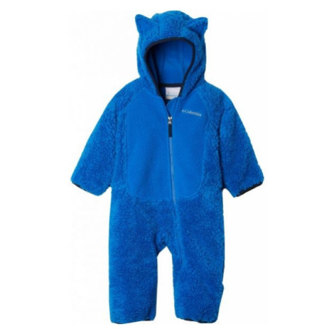 Columbia FOXY BABY SHERPA BUNTING blue - Children's overall