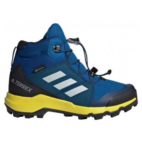 adidas TERREX MID GTX K black - Kids' outdoor shoes