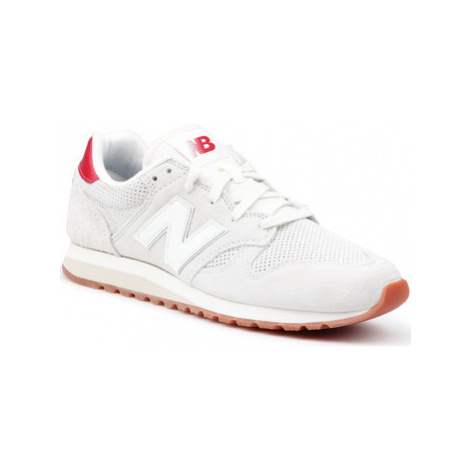 New Balance U520EB men's Shoes (Trainers) in Beige