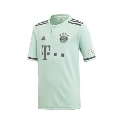 FC Bayern Away Shirt 2018-19 - Kids Adidas