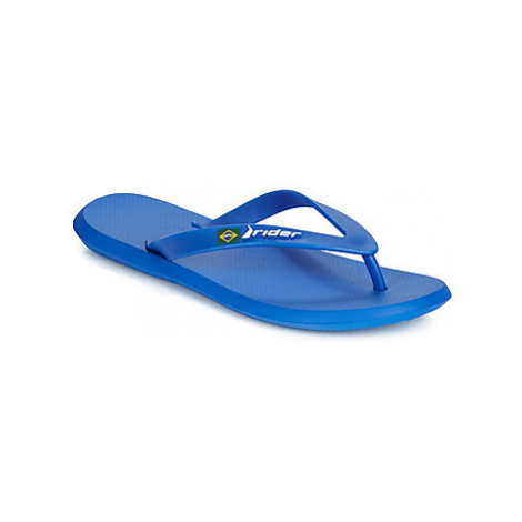 Rider R1 men's Flip flops / Sandals (Shoes) in Blue