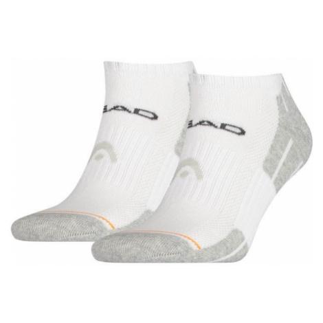 Head PERFORMANCE SNEAKER 2P white - Socks