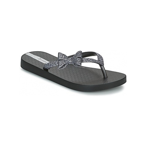 Ipanema LOLITA IV KIDS girls's Children's Flip flops / Sandals in Black