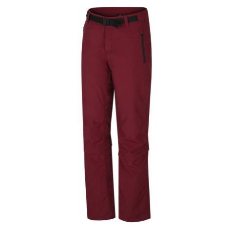 Hannah DABRIA red wine - Women's pants