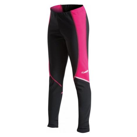 Axis NORDIC SKI PANTS KIDS pink - Children's winter nordic ski pants