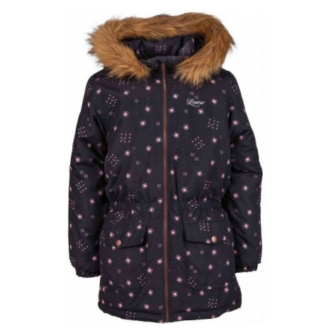 Lewro VERENA black - Girls' coat