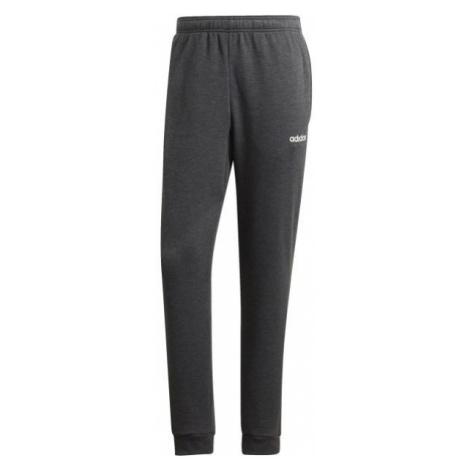adidas D2M KNIT PANT dark gray - Men's pants