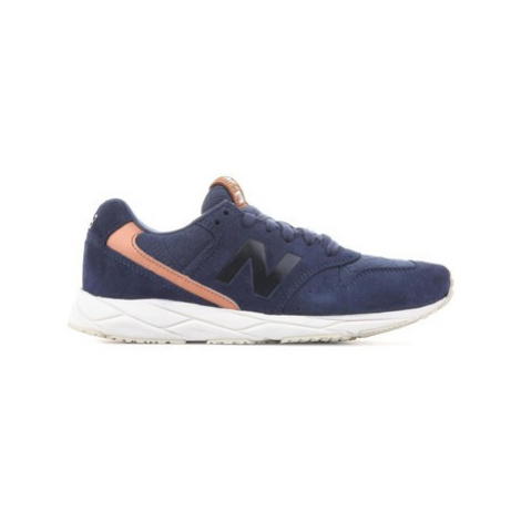 New Balance Wmns WRT96EAB women's Shoes (Trainers) in Blue