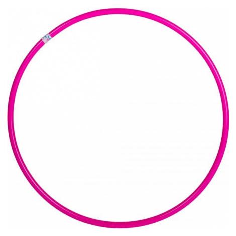 Fitforce HULAHOP60 pink - Gymnastic hoop