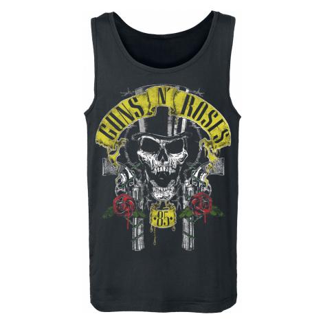 Guns N' Roses - Top Hat - Tanktop - black