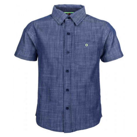 Lewro MELVIN blue - Boys' shirt